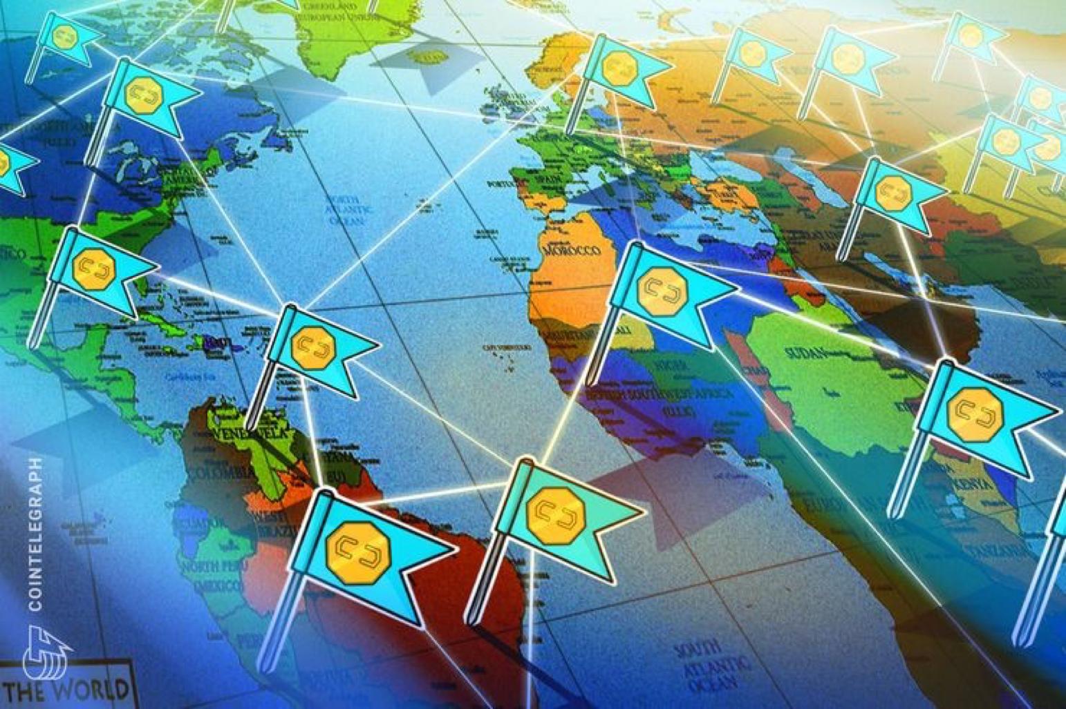 区块链行业国际标准,政府主导还是社区驱动?