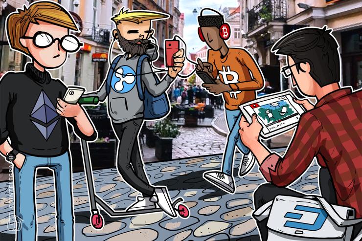 40%的千禧一代会在经济衰退投资加密货币插图